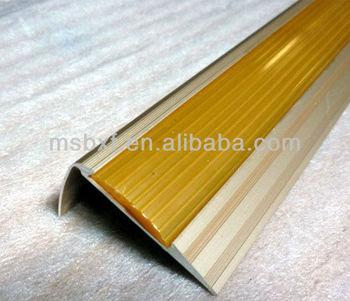 Non Slip Pads/pvc Stair Nosing/heavy Duty Aluminium Stair Nosing/ss Stair