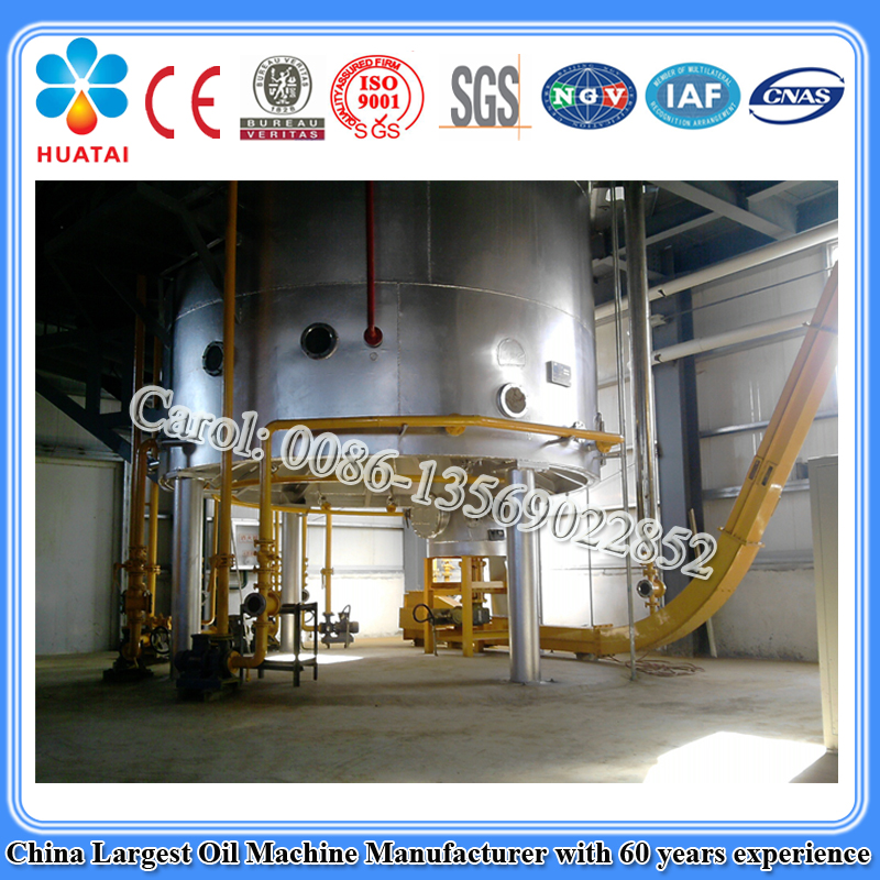 50tph soybean oil and olive oil production line