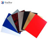 Double Layer Anti-Abrasion Acrylic ABS Sheet For Laser Carving