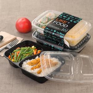 Takeaway Food Container Reusable Plastic Food Disposable Container