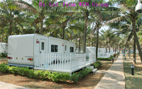 Customized Drill Crew Camp - Meeting Room/Kitchen/Dining Room/Bedroom/Warehouse/Work Office