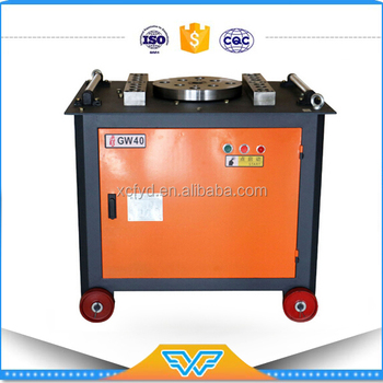 rebar bending machine price GW40A online shopping rebar cutter