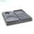 Unique Office Desktop Stationery Storage Cement Box for Pen, Mobile Phone, Name Card