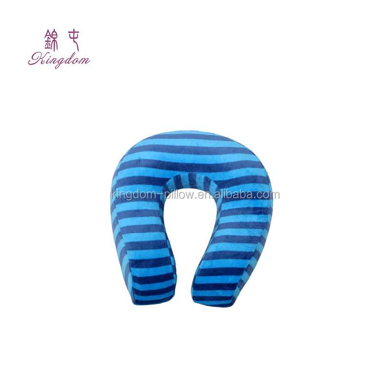 Kingdom U-shape Trains and planes to travel sleep Multifunctional cervical memory foam pillow