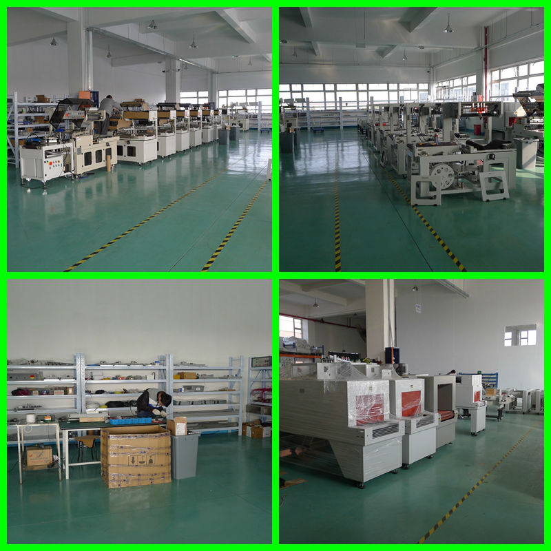 Cigarette Making Shrink Wrapping Equipment