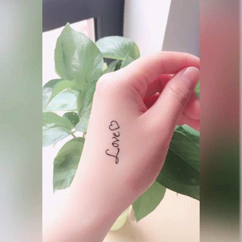 New Fake Temporary Body Tribal Hand Tattoo Designs For Menwomen Buy Hand Tattootribal Designsfake Temporary Hand Tattoo Product On Alibabacom