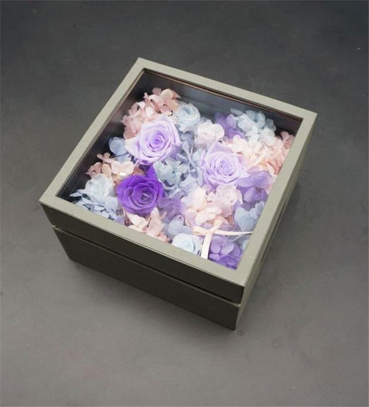 Best selling wedding favor wholesale preserved natural flowers