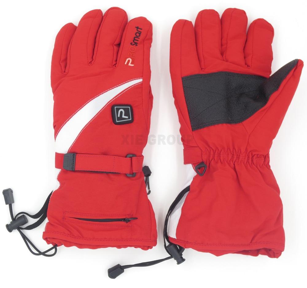 Unisex Heated Gloves Winter Sports Gloves Battery Gloves