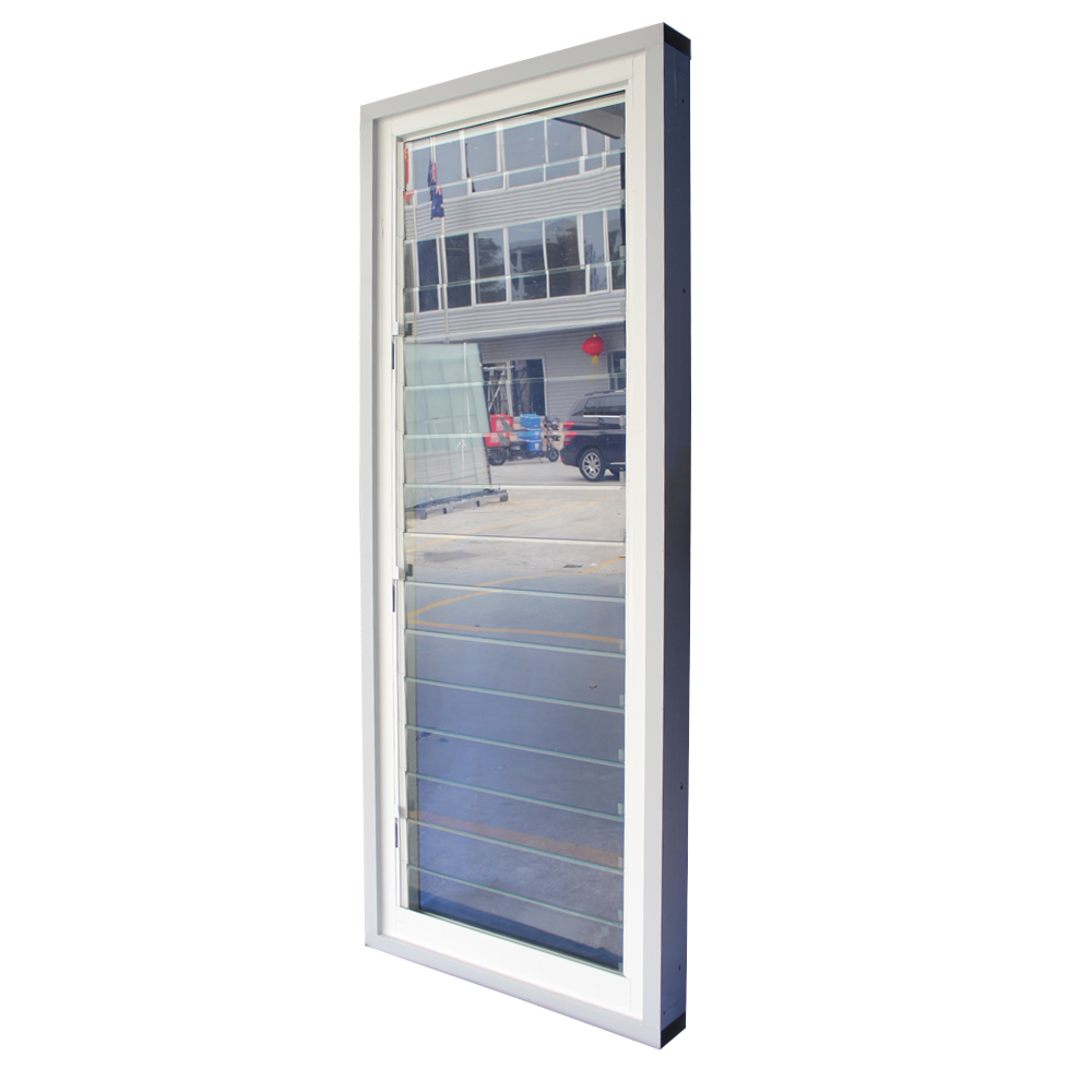 AS2047 glass bathroom glass louver window in wholesale with China Top hardware