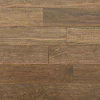Wide Plank American Walnut Engineered Wood Flooring Manufacturer