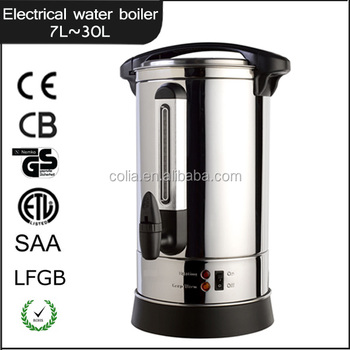 30 Litre Commercial Large Capacity Electric Water Boiler Kettle For ...