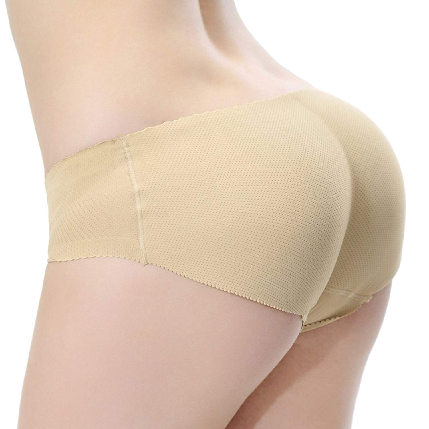 36aa5339229eb Get Quotations · Zarbrina Shapewear Seamless High Waisted Underwear  Breathable Tummy Control Shaping Thong Panties