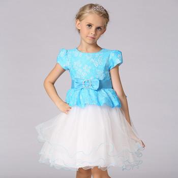 Girl Dress Models Children Frocks Designs Princess Baby Party ...