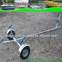 Wholesale Purchase Factory Supply Galvanized 4.5m folding boat trailer BCT0010