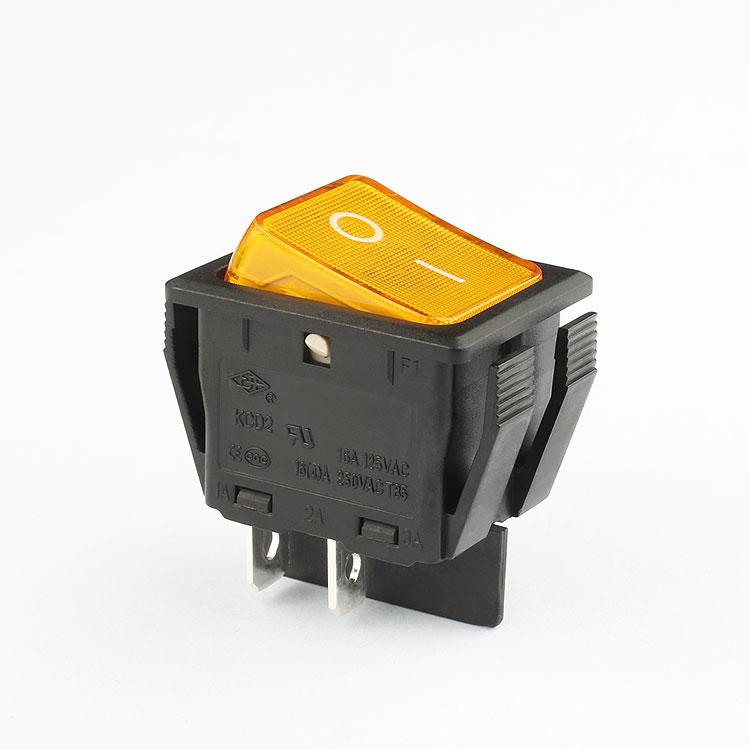 Momentary Rocker Switch 4 Pin Rocker Switch Wiring Kcd2