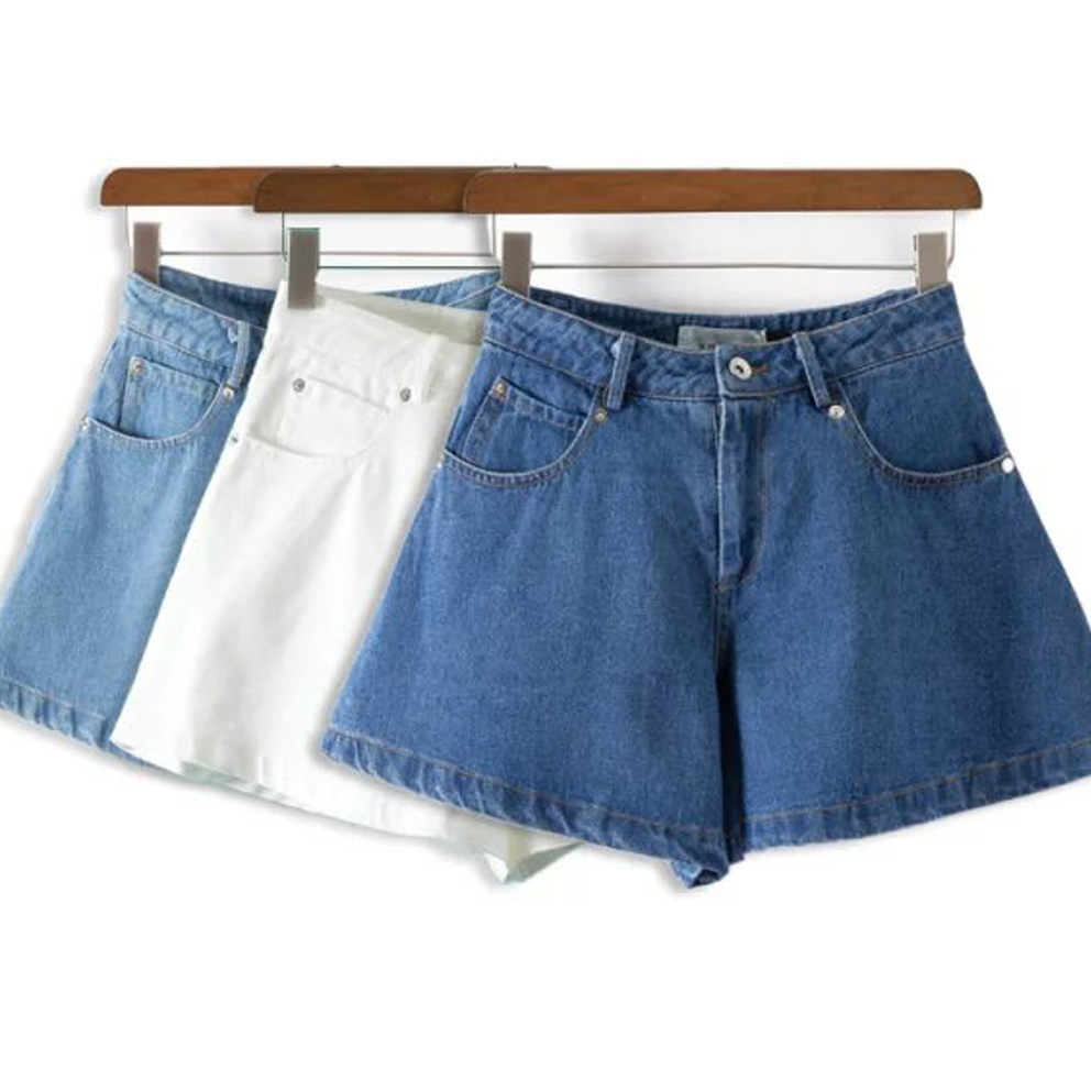 088605390 Get Quotations · High Waist curling Denim Shorts Fashion 2015 Summer Spring  Sexy Hot shorts Women s Clothing Trousers Shorts
