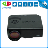 Cheap lcd mini projector for tablets used profile projector