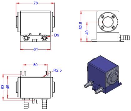 Diode Laser Module 100w Buy Diode Laser Module 100w Yag