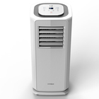 A6 Model Compact Portable Air Conditioner Domestic with Heating mode and remote control
