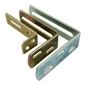 sliding door nylon roller bracket with 2 nylon rollers