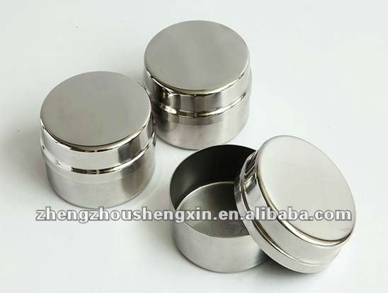 Stainless Steel box for Placing Medical Tampon