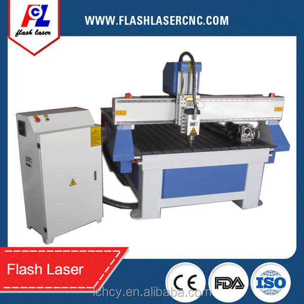 cnc router for 3D wood relief engraving