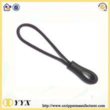 high quality sports clothes plastic injection puller travel bags tpu zip puller