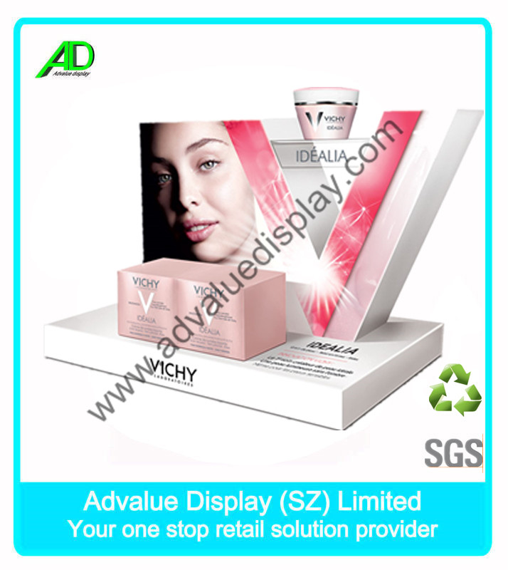 New Design Countertop Stands / POP up Counter Stand for Cosmetic