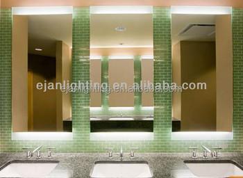Custom-made Hotel Bathroom Mirrors With Led Light