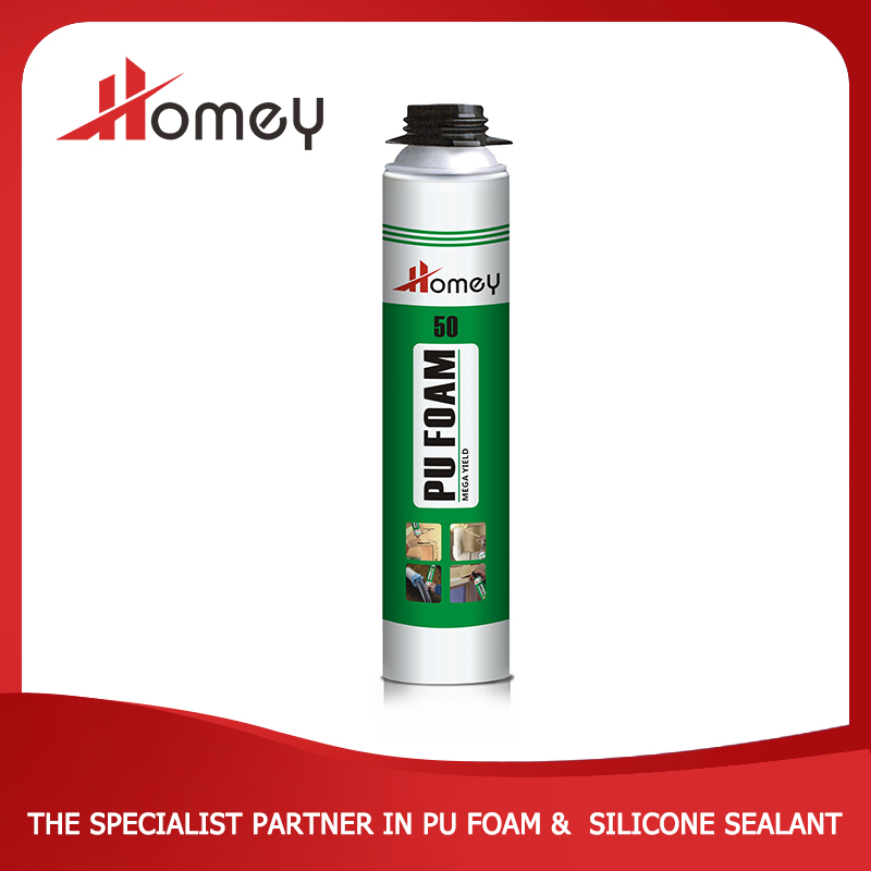 50 Fireproof Spray Foam Construction Spray Foam Pu Foam