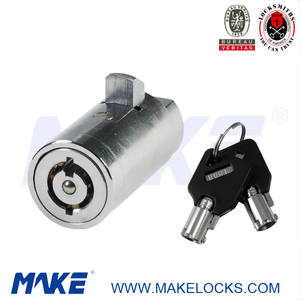 tubular key cutting machine lock barrel
