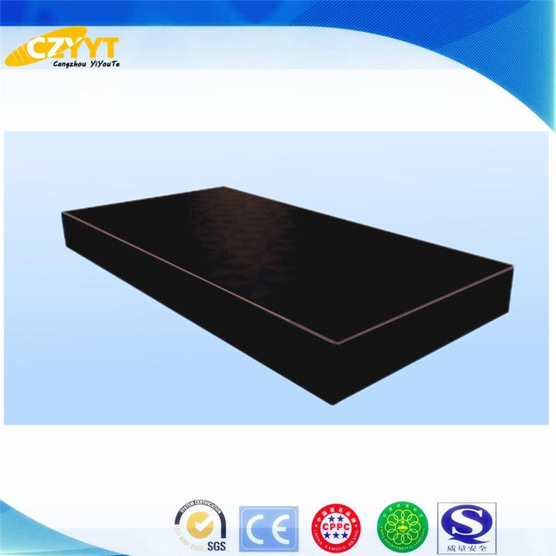 New design cast iron base plate with CE certificate