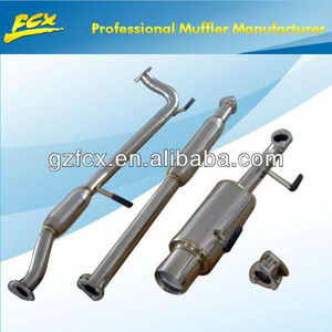 CATBACK EXHAUST BY assured dealing