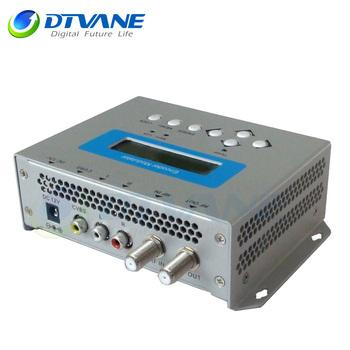 DVB T C ISDB ATSC Mini 2 CVBS To Digital RF Modulator