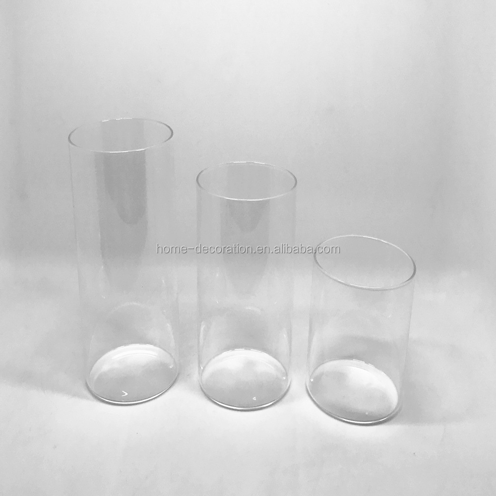 Cheap tall large clear borosilicate glass cylinder vases for cheap tall large clear borosilicate glass cylinder vases for wedding reviewsmspy