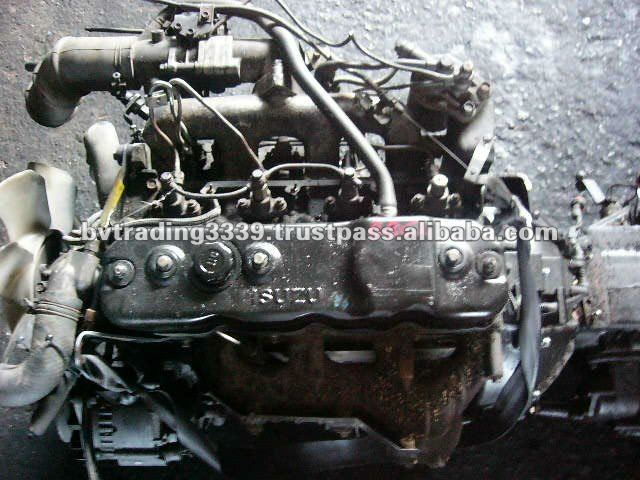 Isuzu 4bc2 Cs 5sp Buy Used Diesel Engines Car Npr Used Car Engines Product On