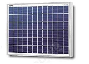 Polycrystalline Solar Panels 12W 12V