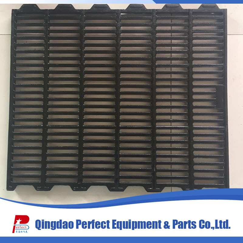 For pig farms 600*600mm ductile cast iron floor