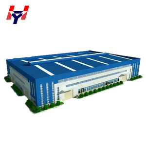 Low Cost Steel Structure Warehouse India