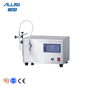 Small glass bottle filler,15ml bottles filling machine