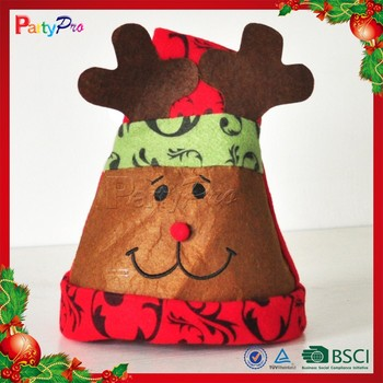 2015 New Design Promotional Colorful Christmas Hat Ideas Buy