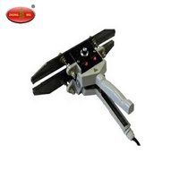 Hand Impulse Sealer With Cutter Handheld Heat Impulse Sealer Manual Sealing Machine