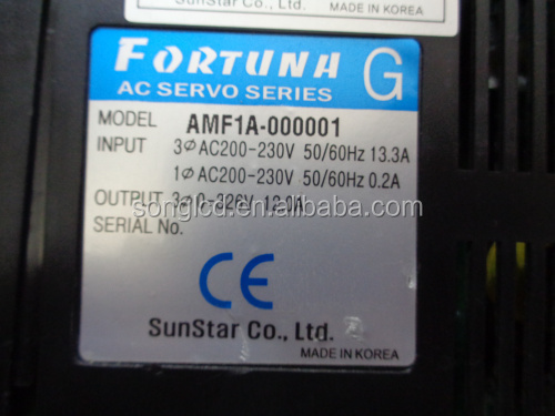 Ac servo driver AMF1A--000001 Working good condition