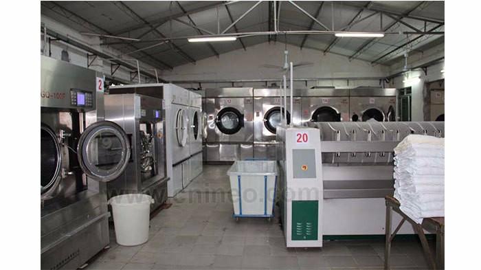 Commercial Big Capacity Hotel Laundry Equipment Hotel
