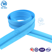 Nylon zipper No.5 long chain in rolls