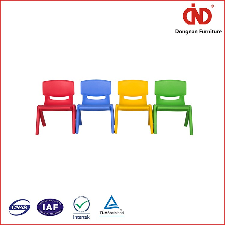 2017 Durable Kids Kindergarten Furniture Plastic Chair