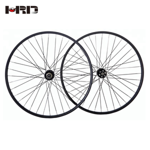 Super September Hot Sale OEM HRD004L aero 36H / 36H Bike Rims MTB Bike Wheel 26''' Bicycle Aluminum Alloy Clincher Wheel set
