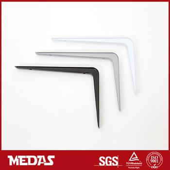 Alido Metal Angle Shelf Brackets Wall