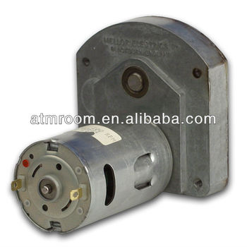 Ncr Atm Parts Ncr 445 0603684 Motor Gear Assy Buy 445