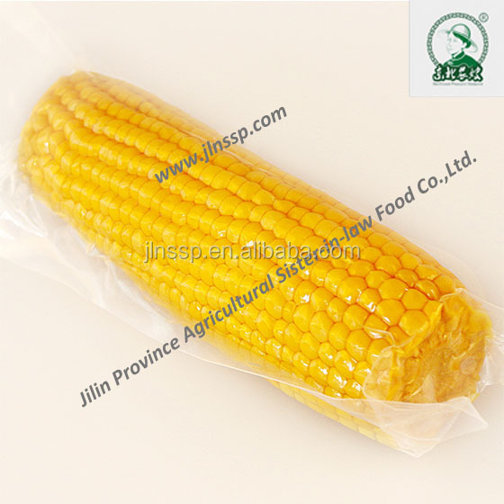 vacuum packaged sweet <strong>corn</strong>